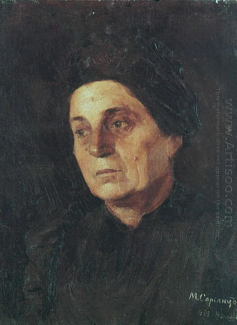 Portrait Of Mother 1898