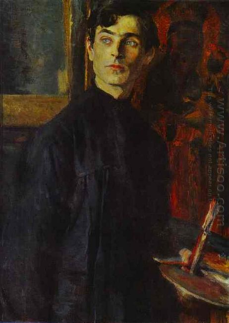 Portrait Of Pavel Korin 1925