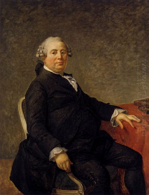 Portrait Of Philippe Laurent De Joubert