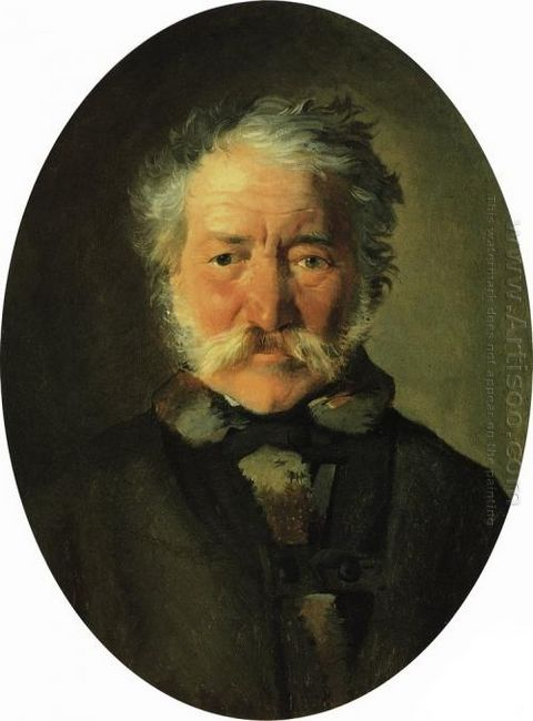 Portrait Of Piotr Zabela
