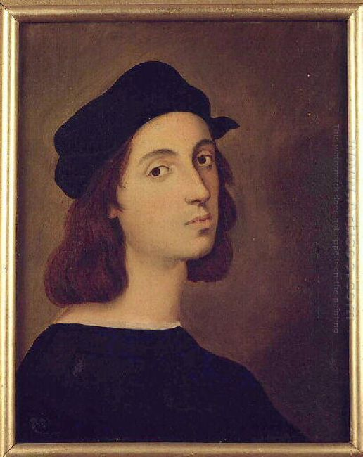 Portrait Of Raphael 1824