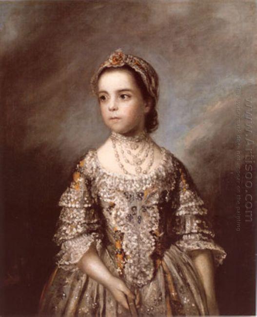 Portrait Of Rebecca Watson