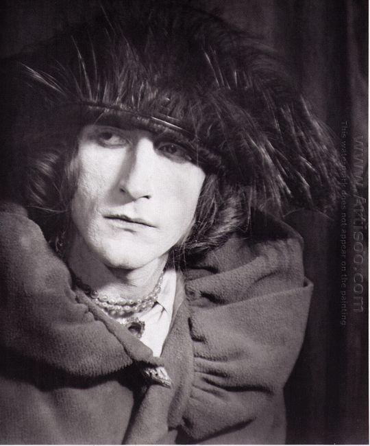 Portrait Of Rose Sélavy 1921