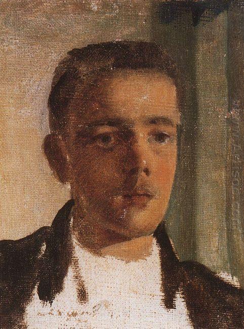 Portrait Of S Dyagilev