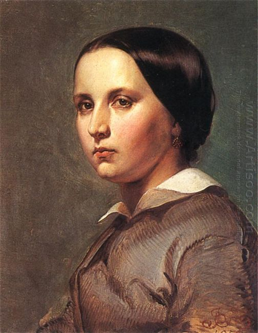 Portrait Of Sister