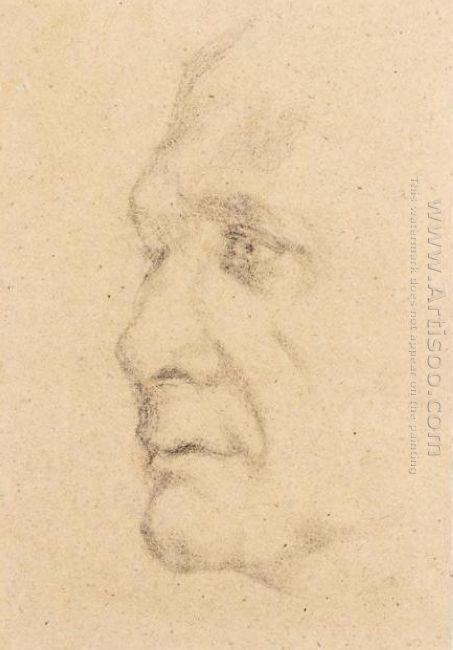 Portrait Of Stephen Spender