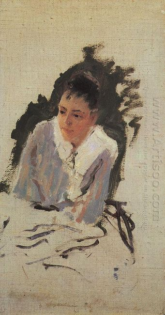 Portrait Of The Artist M V Yakunchikova