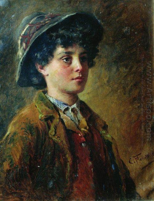 Portrait Of The Italian Boy