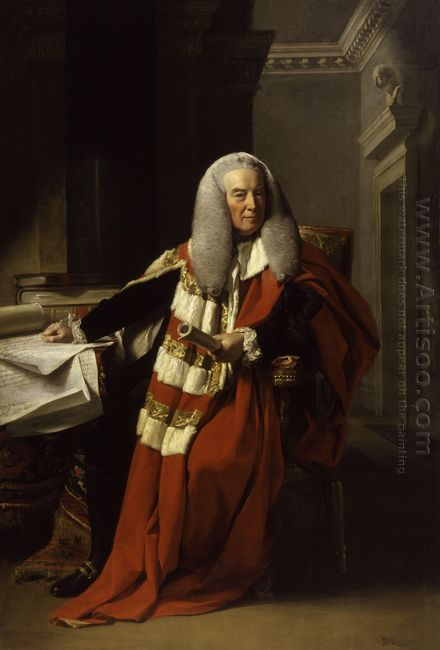 Portrait Of William Murray 1815