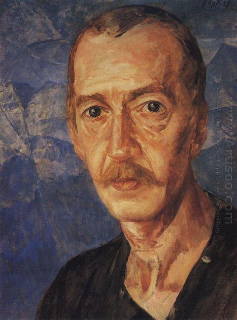 Portrait S D Mstislavsky 1929