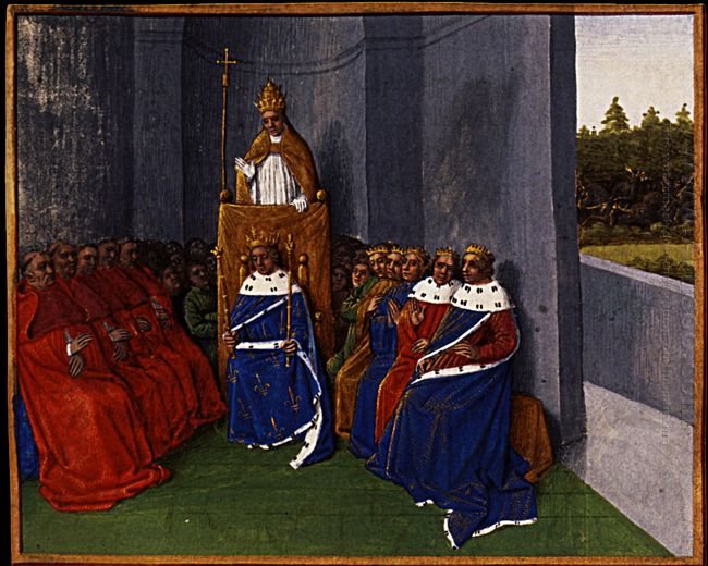 Preaching The First Crusade At Clermont 1460