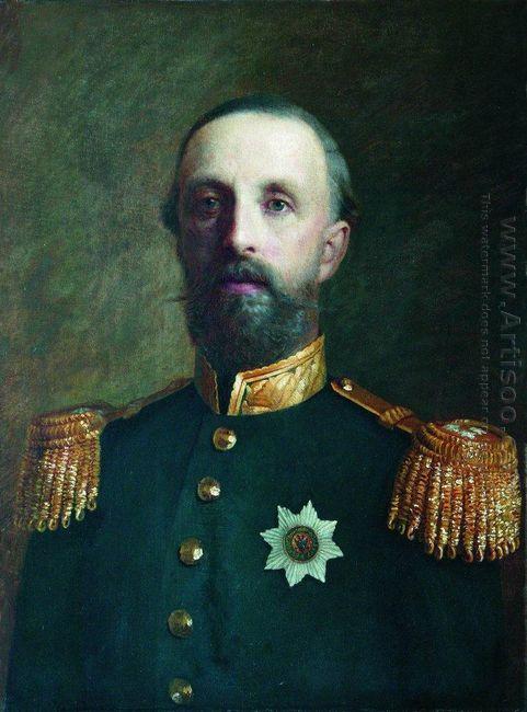 Prince Oscar Bernadotte Duke Of Ostgotlandiya 1870