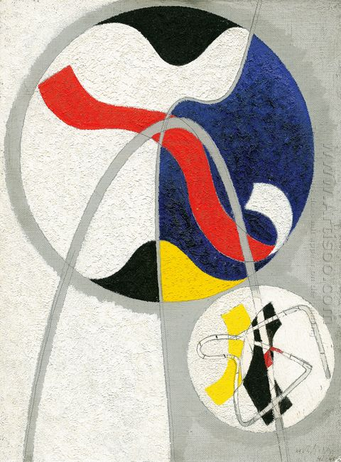 Project For The Sculpture Bennett 1946