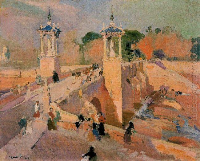 Puente De Real 1908