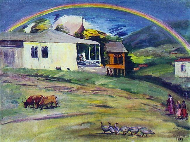 Rainbow 1929