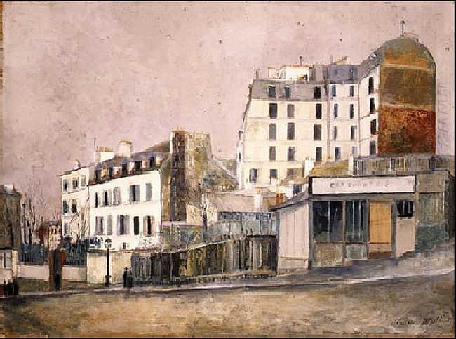 Ravignan Street