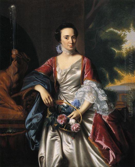 Rebecca Boylston 1767
