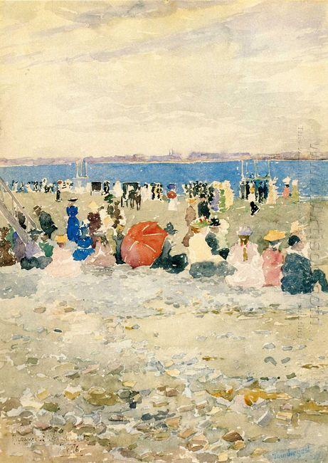 Revere Beach 1896 1