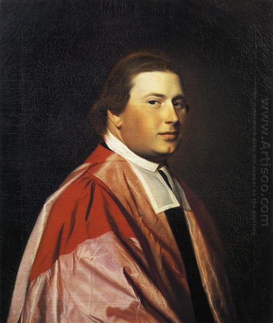 Reverend Myles Cooper 1769
