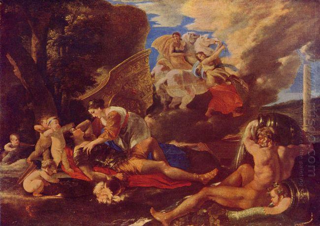 Rinaldo And Armida 1626