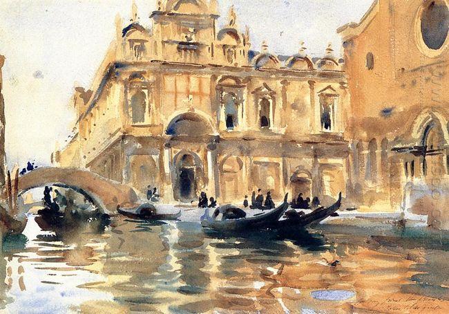 Rio Dei Mendicanti Venice