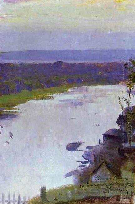 River Belaya 1909
