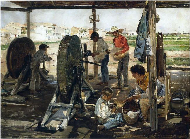 Ropemakers 1893