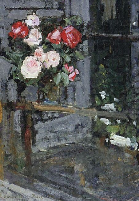 Roses Evening 1908