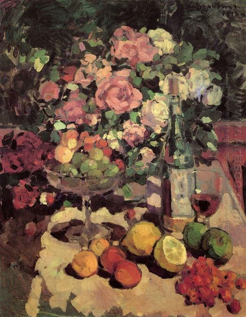 Roses Fruit Wine 1912