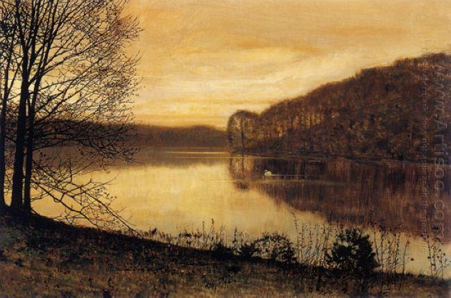 Roundhay Lake Leeds
