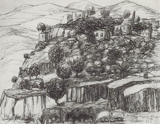 Rural Landscape 1962