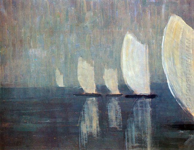 Sailing Boats 1906