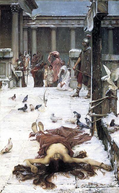 Saint Eulalia 1885