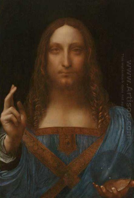 Salvator Mundi 1500