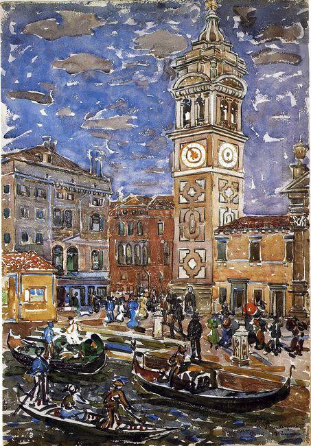 Sanmaria Formosa Venice
