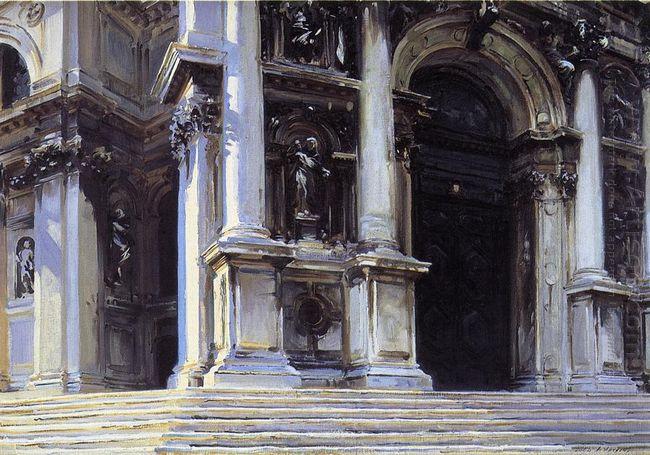 Santa Maria Della Salute 1906
