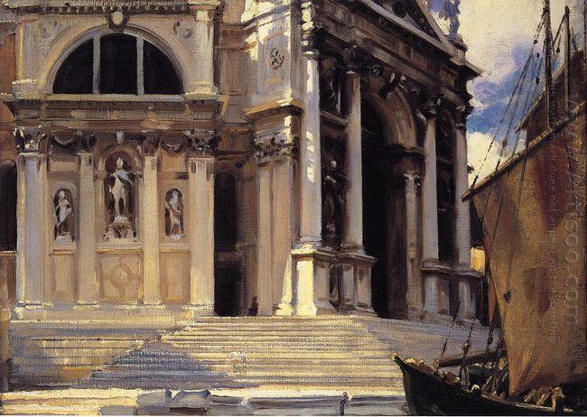 Santa Maria Della Salute 1913