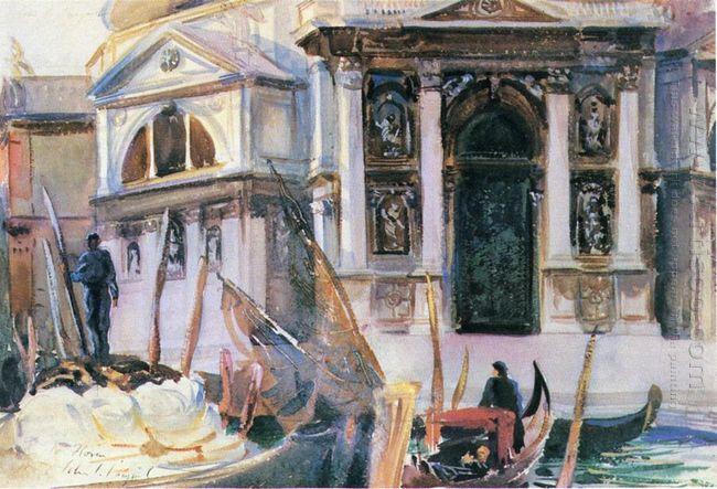 Santa Maria Della Salute 1