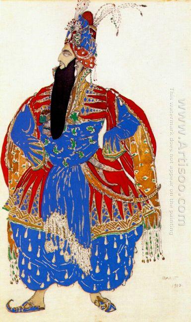 Scheherazade Shah Shahriar 1910