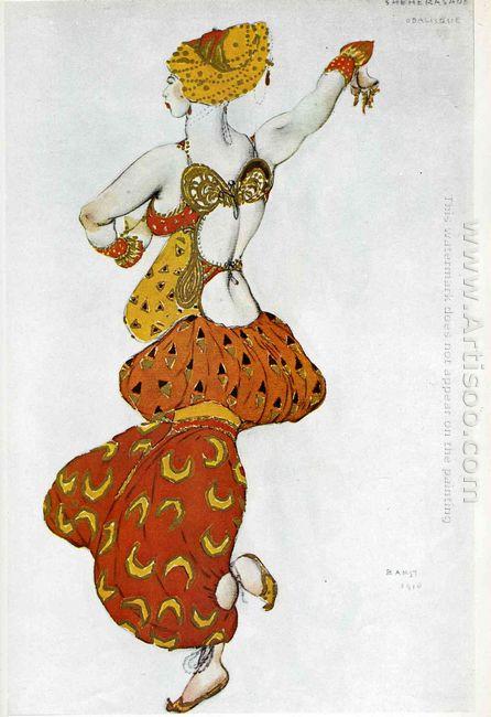 Scheherezade Odalisque 1910 1