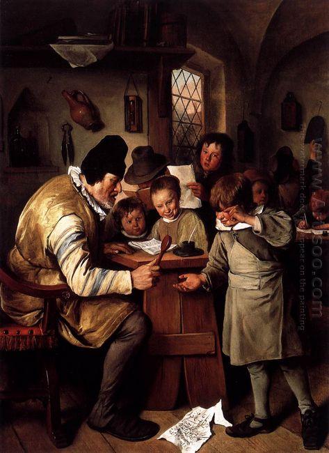 Schoolmaster 1665