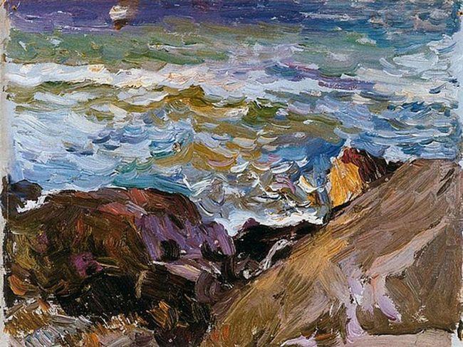 Sea At Ibiza 1904