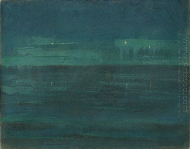 Sea At Night 1906
