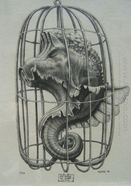 Sea Boar 1996