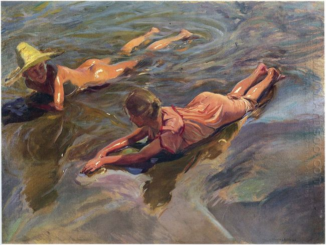Sea Idyll 1908