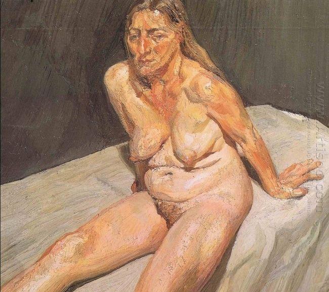Seated Nude 1991