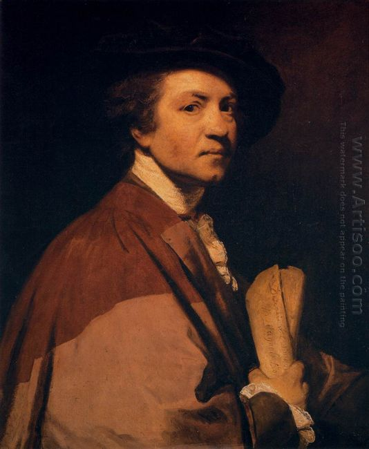 Self Portrait 1775
