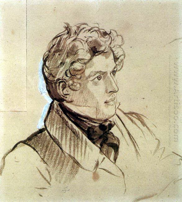 Self Portrait 1833