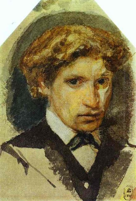 Self Portrait 1882