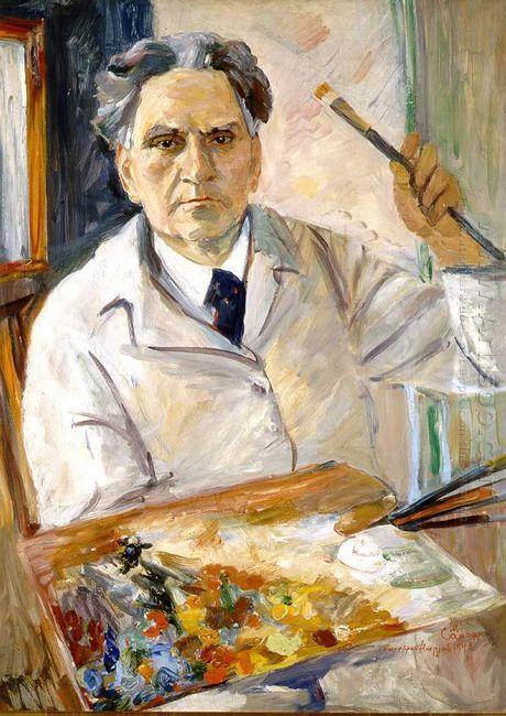 Self Portrait 1942